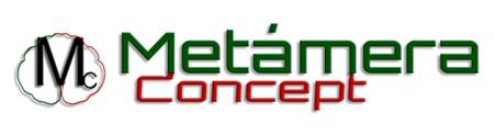 logo Metámera Concept